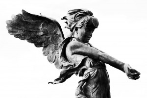 A Mormon Image:  Guardian Angel