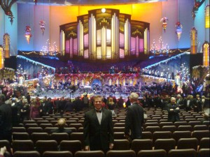 Tabernacle Choir Christmas Concert
