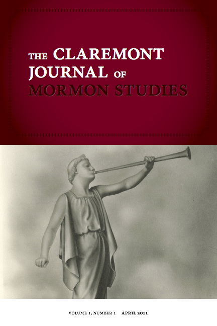 New Mormon Studies Journal starts in April