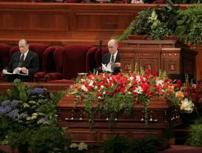 Mormon Funerals