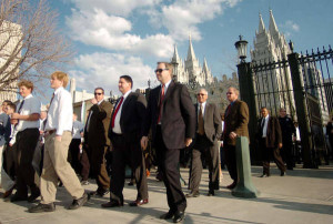 Men, Women, and Priesthood Session