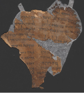 Hodayot: A Dead Sea Scroll Thanksgiving