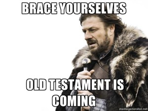 Old Testament Gospel Doctrine Reading and Resources!