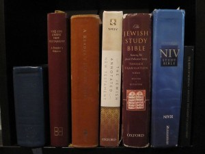 Recommended NT Resources, Part 1: Translations, Text, and the Bible in General