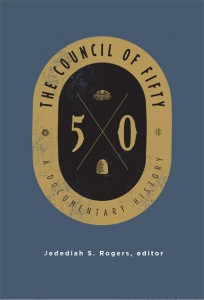 Book Review: The Council of Fifty: A Documentary History