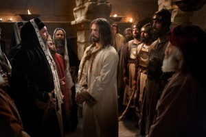 Pilate and Jesus, a colonial view