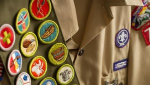 Church Sticks With BSA